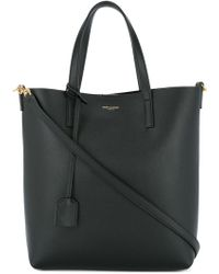 Saint Laurent Shopping Tote - Black