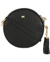 MICHAEL Michael Kors - Leather Canteen Bag - Lyst