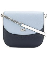 MICHAEL Michael Kors - Leather Crossbody Bag - Lyst