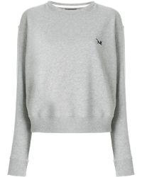 CALVIN KLEIN 205W39NYC - Cotton Sweatshirt - Lyst