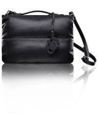 Moncler Leather Bag - Black