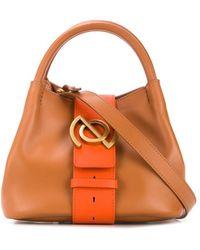 Zanellato Zoe Small Leather Bag - Multicolour