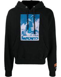 Heron Preston Sweaters Black
