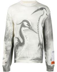 Heron Preston Sweaters Black - Multicolor