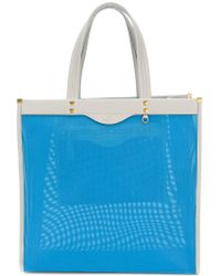 Anya Hindmarch - Leather Tote Bag - Lyst