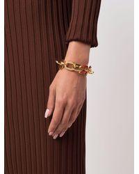 Givenchy Bracciale a catena - Metallizzato