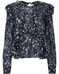 Isabel Marant - Imuster Blouse - Lyst