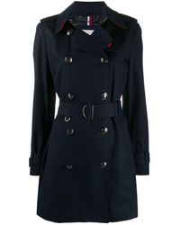 Tommy Hilfiger - Double-sided Trench - Lyst