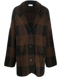 Closed Wool Blend Jacket - Brown