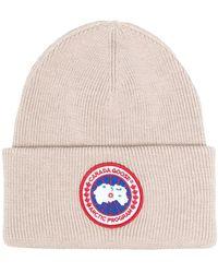 Canada Goose Hats Dove Grey - Multicolour