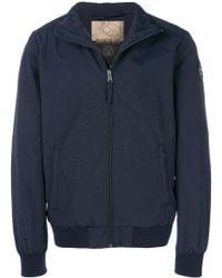 Napapijri - Cotton Jacket - Lyst