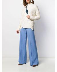 Jacquemus Leather Pouch - Blue
