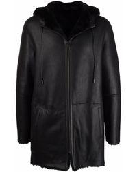 DESA NINETEENSEVENTYTWO Coats Black