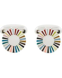 Paul Smith - Multicolor Cufflink - Lyst
