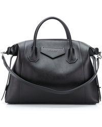 Givenchy - Antigona Medium Tote Bag - Lyst
