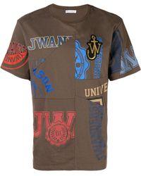 JW Anderson - Fantasy Printed T-shirt - Lyst