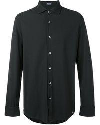 Drumohr Classic Shirt - Black
