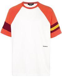 CALVIN KLEIN 205W39NYC - Cotton T-shirt - Lyst
