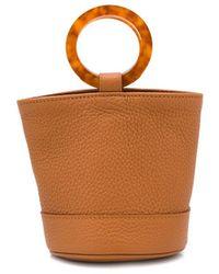 Simon Miller Bonsai 15 Bucket Bag - Brown