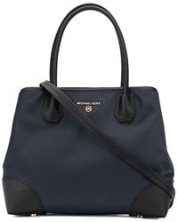 MICHAEL Michael Kors Logo Embossed Tote Bag - Multicolor