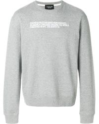 CALVIN KLEIN 205W39NYC - Longsleeve Cotton T-shirt - Lyst