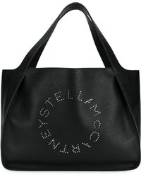 Stella McCartney - Stella Logo Small Tote Bag - Lyst