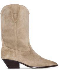 Isabel Marant Boots Dove Grey