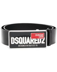 DSquared² Belts Black