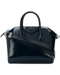 Givenchy - Antigona Small Leather Bag - Lyst