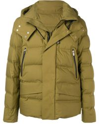 Peuterey - Norge Hooded Puffer Jacket - Lyst