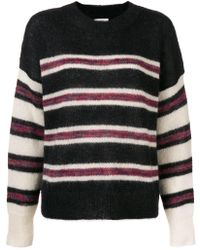 Étoile Isabel Marant - Russell Striped Jumper - Lyst