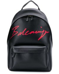 Balenciaga - Everyday Small Leather Backpack - Lyst