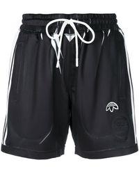 Alexander Wang - Manufacturing Print Shorts - Lyst