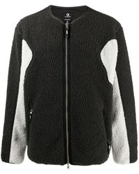 Converse Reversible Sherpa Jacket - Black