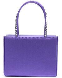 AMINA MUADDI Bags.. Lilac - Purple