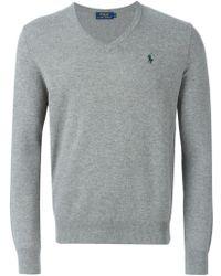 Polo Ralph Lauren - Wool Sweater - Lyst