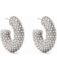 AMINA MUADDI Earrings - Metallic