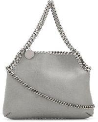 Stella McCartney Chain-link Cross Body Bag - Grey