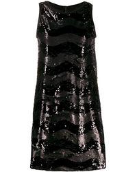 Emporio Armani Midi Dress - Black