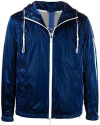 Emporio Armani Jackets Blue