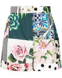Dolce & Gabbana Shorts - Blu
