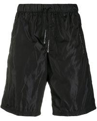 Givenchy Knee-length Track Shorts - Black