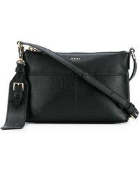 DKNY - Essex Leather Crossbody Bag - Lyst