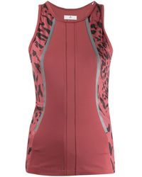 adidas By Stella McCartney Run Tank - Red