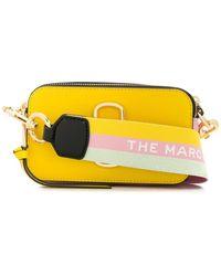 Marc Jacobs The Snapshot Bag - Yellow