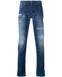 Dondup Jeans George - Blu