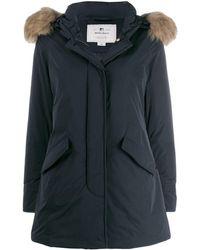 Woolrich Parka Luxury Arctic - Blu