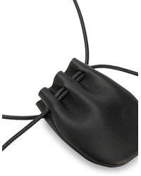 tubici Mykonos Shoulder Bag - Black