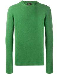 Drumohr Wool Jumper - Green