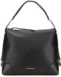 MICHAEL Michael Kors - Crosby Leather Shoulder Bag - Lyst e6093333a4996